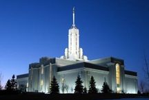 LDS / I belong to the Church of Jesus Christ of Latter day Saints / by Andrea Beserra-Barrett