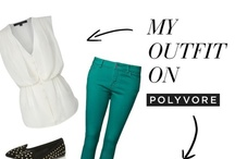 My Style My Way / Outfits put together on Polyvore