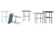 Small tables @CAP