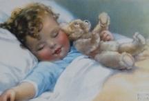 Vintage & Children Art