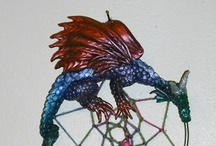 Dragons to MAKE ( and other creatures) / by Elizabeth Jones