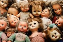 The World Of Dolls~ / Dolls of different era's