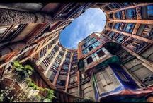 cool architecture / by Stella Huang