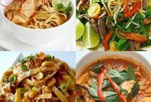 Thai /Asian Recipes