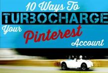 Be Epic On Pinterest / The best posts on how to be epic on Pinterest. Curated tips on how to grow your following and referral traffic, make fabulous images and make Pinterest one of your top performing social channels.
