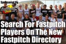 The Fastpitch Blog / The Fastpitch Blog is home to several of the top softball bloggers on the internet. They write about anything, and everything in the world of fastpitch softball. If you have a passon for fastpitch softball you are sure to enjoy this blog, but you are also welcome to join in as a writer yourself.