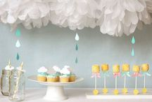 shower with love / bridal or baby | lovely shower ideas