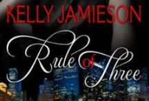 RULE OF THREE series / Rule of Three, Rhythm of Three, Reward of Three