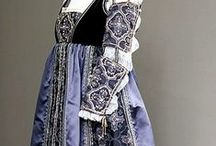 Historical Fashion / Clothes from the Renaissance Period and other Periods as well / by Andrea Beserra-Barrett