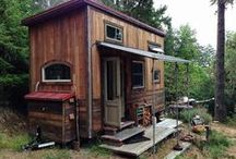 Tiny Homes / My dream / by Allie Cesmat