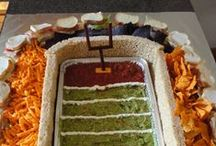 Sporting Event Parties / When it comes to game day - you need some good food to thrown that party. Here are some of our favorites and unique styles and recipes to make game day a win!