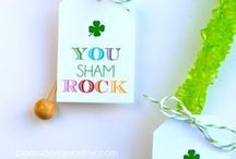 St. Patrick's Day Food & Fun / St. Patrick's Day is full of fun and excitement each year. Here are some festive Irish ideas to get this years St. Patrick's Day off to a great start!