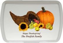 Thanksgiving Feast / It's the time for giving thanks! Here is our collection of Thanksgiving meals, recipes, decorations, fun crafts, and more!