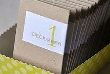 Christmas: advent calendars