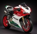 Ducati Motorcycles / All about Ducati