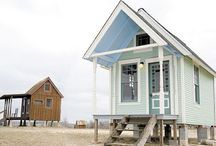 Tiny House Love/Small Space Design / Tiny house and space saving designs.