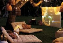 Dream Home: Outdoor Oasis / Design inspiration for your backyard and outdoor area.