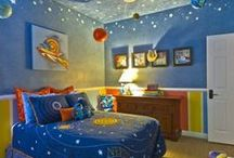 Dream Home: Child's Play / Design inspiration for kid's bedrooms and play spaces.