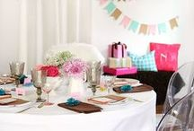 Pretty Parties / by Chris Nease {Celebrations At Home}