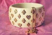 Bangle Bracelets - Jewelry / by Amethyst Cheairs