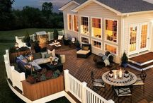 Porches & Outdoor spaces / by Our Home Away From Home