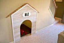 Woof! Meow!  / Creative ideas for our furry friends.