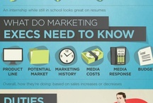 Marketing Infographics / Keeping up with the latest marketing trends! This is the hot spot for all those marketing infographics.