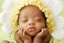 """Baby Love /   """"For this child I prayed."""" - 1 Samuel 1:27  / by Kim"""