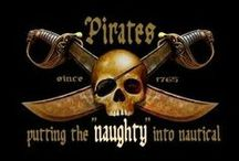 Arrrr! Shiver Me Timbers, Matey! / by Jean Heavrin