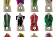i {STYLE} - Scarves / I'm scarving over here! ;) This is a board all about scarves!  How to make them, how to wear them, where to get them...you get the idea! To see my favorite products, head over to ashleycamber.com.