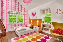 """<Firsts> Her First Room / No more nursery for your little """"big girl."""""""