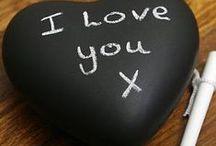 C h a l k +boards=chalkboards / by ZAMS Photography