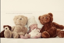 {Newborn Session} Inspired / Inspiration pictures for our newborn session!
