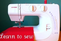 Sew smart!  / by Annabrooke Daughtridge