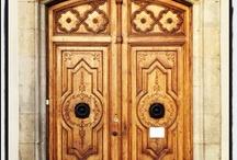 Puertas / #puertas #puertas sencillas #puertas mágicas #puertas elegantes