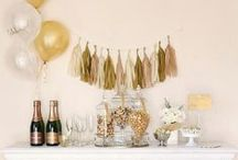 Awards Viewing Parties / Oscars parties, Movie Theme Parties, Golden Globes  / by Chris Nease | Celebrations At Home