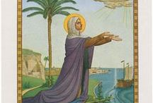 The Saints and Blesseds / All you holy men and women, pray for us...