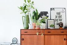 Interiors + vintage / by Vintage Shops