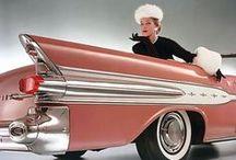 cars ... vintage / by Vintage Shops