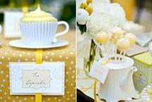 {Tea Party Bridal Shower}