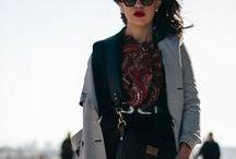 My Style: Fashion Week- Mi Estilo: Fashion Week / The looks I wore during Fashion Week New York, Milan and Paris
