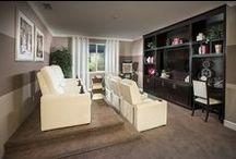 Dream Home: Media Room / Design inspiration for your media room.