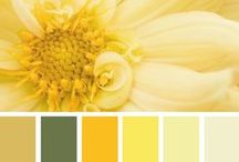 Be Inspired: Yellow / Yellow inspiration for your home!