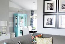 I {Decorate} - Great Room