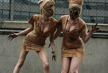 SILENT HILL NURSES / Silent Hill NURSES costume