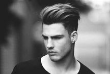 Mens hairstyles / My favourite hairstyles for men