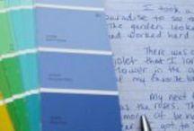 Writing / by Christine Loyola