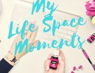 {My Life Space Moments} / This is board inspired by My Life Space Moments blog posts found over at ashleycamber.com. Go see for yourself!