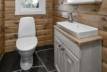 Туалет, ванная