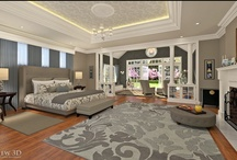 Renderings of interiors / 3D renderings of interiors that my company, CastleView 3D, has done
